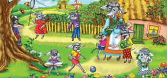 Эзотерический смысл сказки  Волк и семеро козлят, часть 2