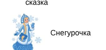 Эзотерический смысл русской народной сказки «Снегурочка»