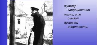 Эзотерический смысл произведений А.П.Чехова